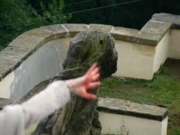 Tereza Kerle - Její hloubka ornamentu Na Kalvárii